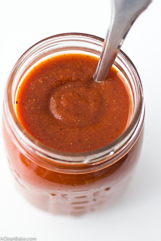 30 Minute Gluten Free Enchilada Sauce (gluten free, paleo and vegan)