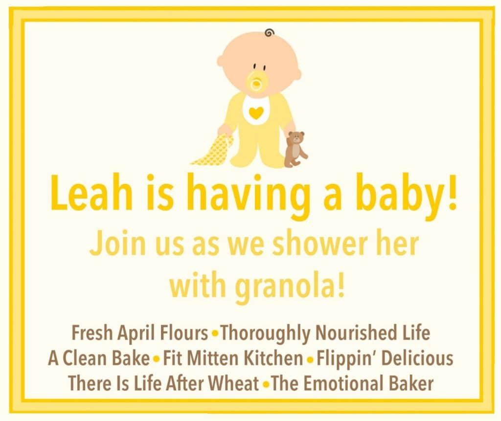 Tropical Hempseed Granola + a Virtual Baby Shower for Leah (grainchanger.com)