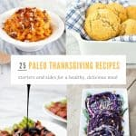 25 Paleo Thanksgiving Side Dishes