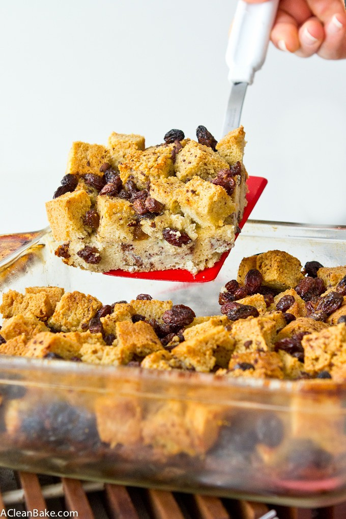 Paleo French Toast Casserole (gluten free, grain free, dairy free, low carb)