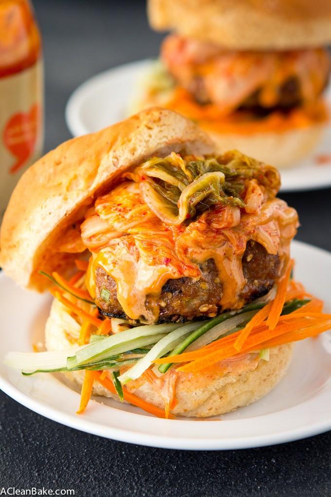 Korean-Turkey-Burgers-Gluten-Free-Paleo