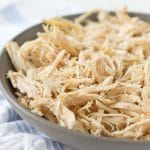 Slow Cooker Shredded Chicken, Plus 5 Ways To Use It