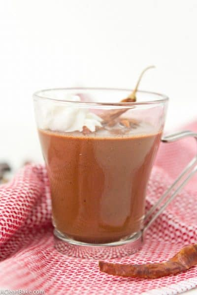 Sugar Free Mexican Drinking Chocolate (gluten free, vegan, paleo, low carb)