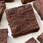 The Ultimate Paleo Fudgy Brownie Recipe (nut free, too)