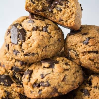 Paleo-Vegan-Chocolate-Chip-Cookies