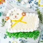 Paleo-Lamb-Cake-For-Easter