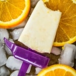 Paleo Orange Creamsicles