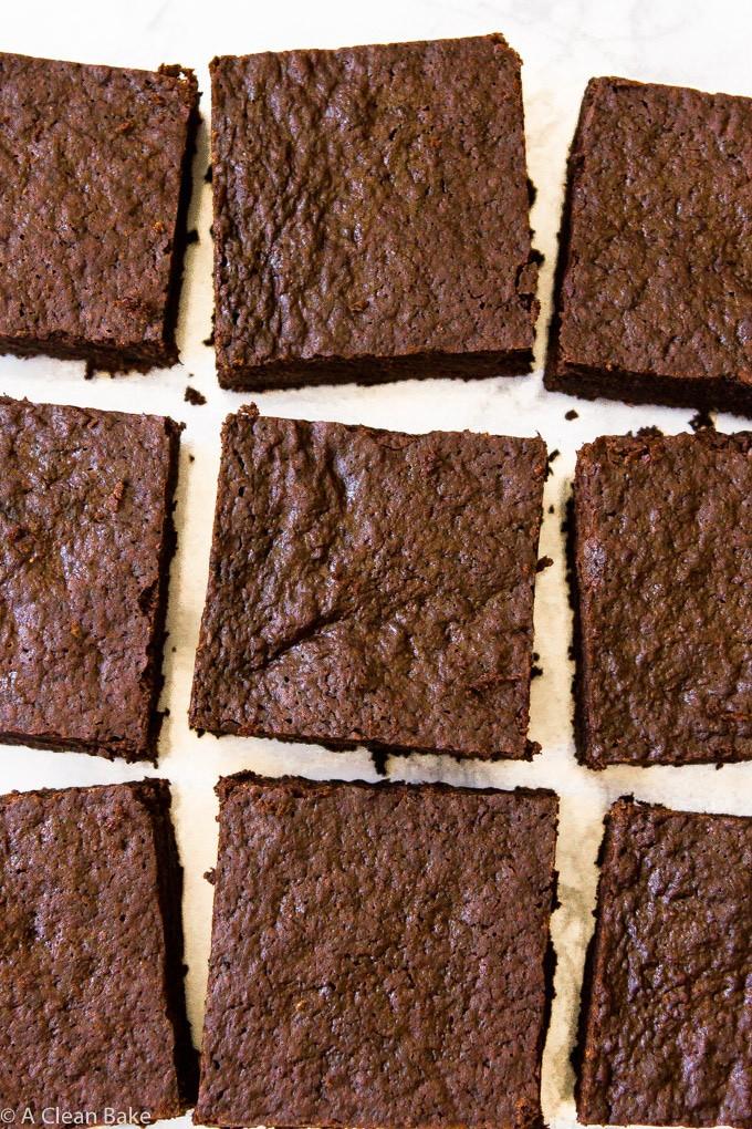 Paleo Cakey Brownie Recipe