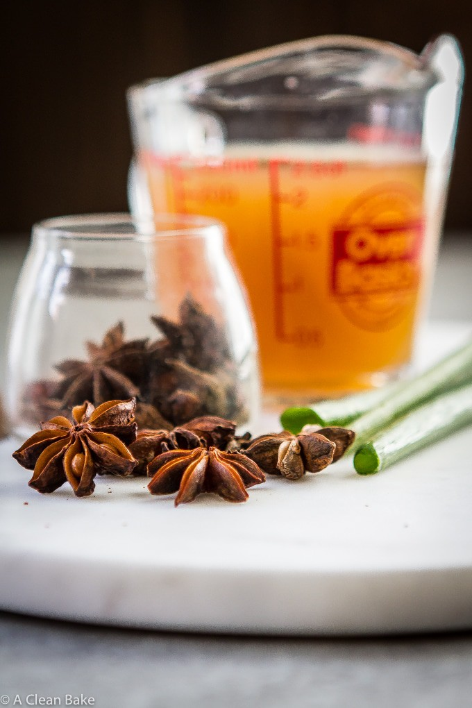 Star Anise for Pho Broth