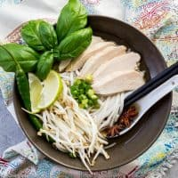 30-Minute Pho Vietnamese Soup (naturally gluten free)