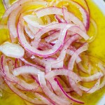Easy Marinated Onions with Sumac