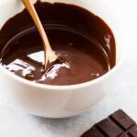 Paleo Chocolate Ganache