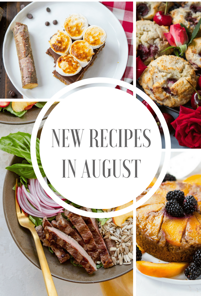 Best Gluten Free and Paleo Recipes from A Clean Bake