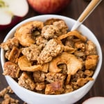 Apple Pie Paleola (AKA Apple Grain Free Granola)
