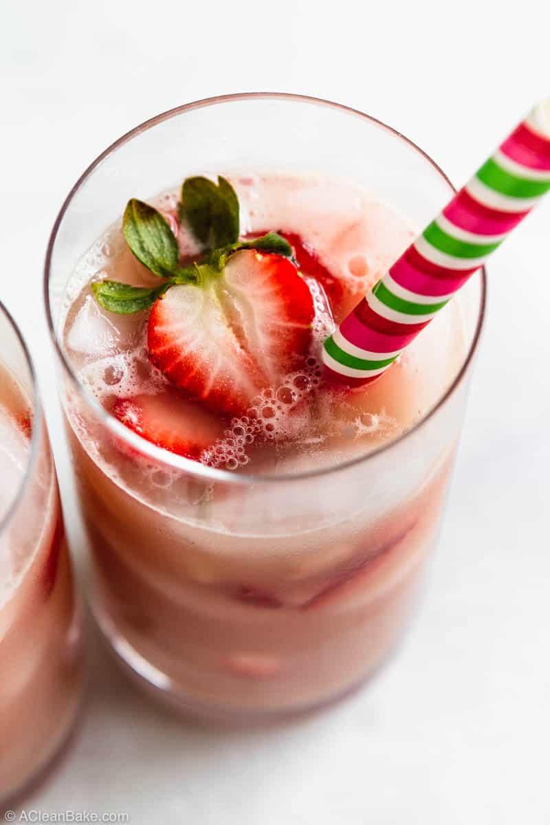Homemade Pink Drink (Starbucks Copycat
