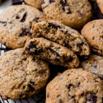 Paleo Chocolate Chip Cookies To Share With Your Non Paleo Friends (AKA the best paleo chocolate chip cookies ever!)
