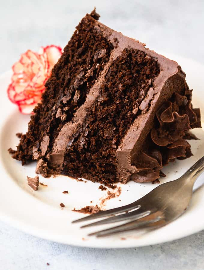 Death By Paleo Chocolate Cake