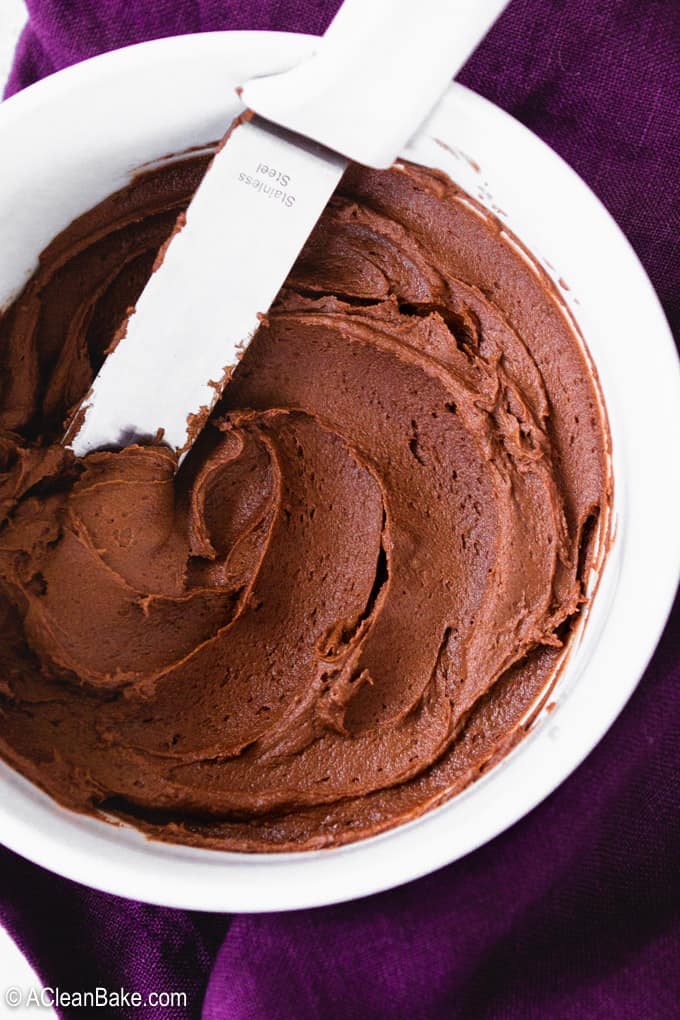 Special Occasion Chocolate Buttercream Frosting