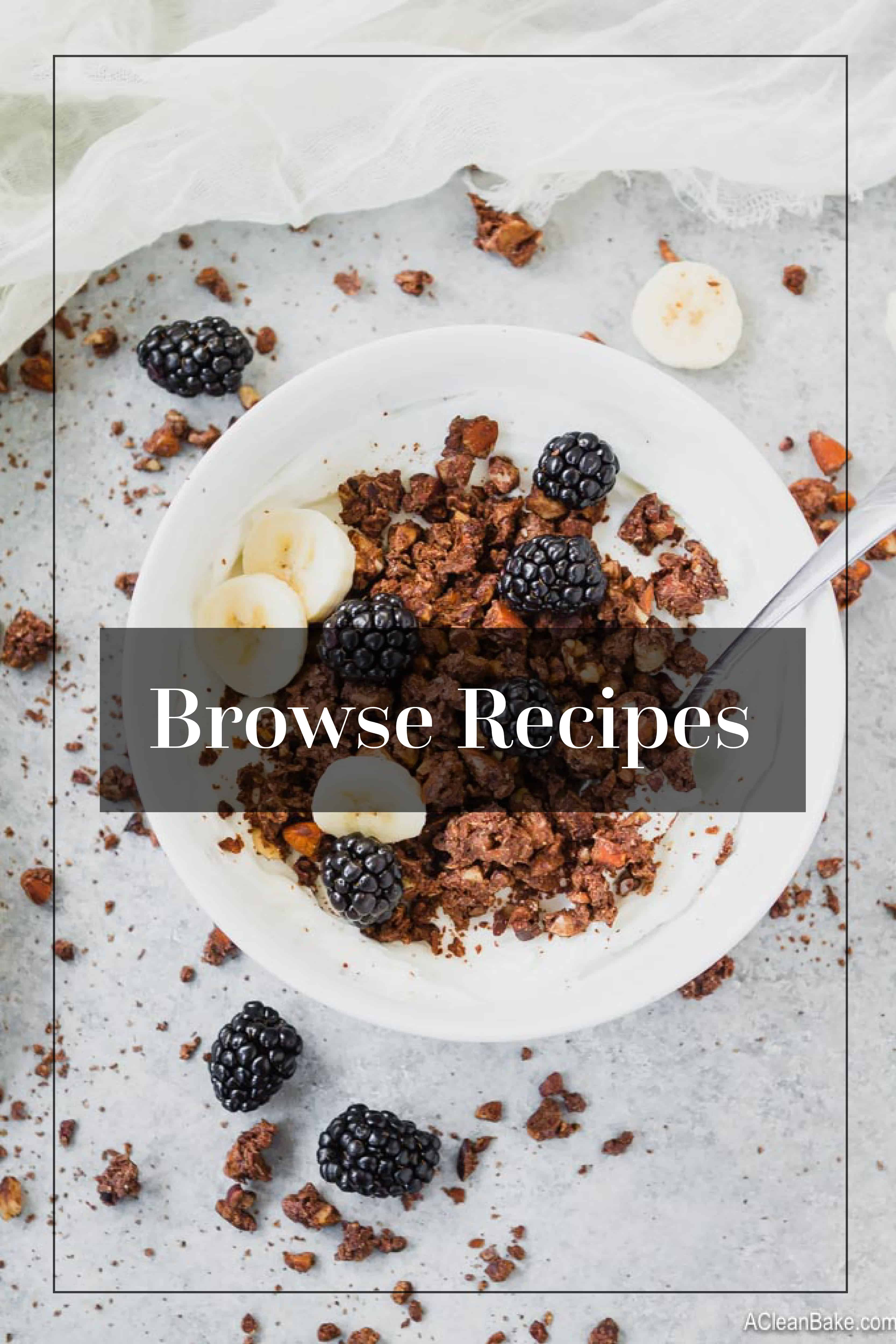Gluten Free Paleo Recipes For Enjoyable Healthy Eating A Clean Bake