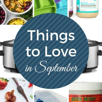 Things to Love in September