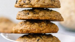 Gluten Free Lactation Cookies (No Brewer's Yeast)