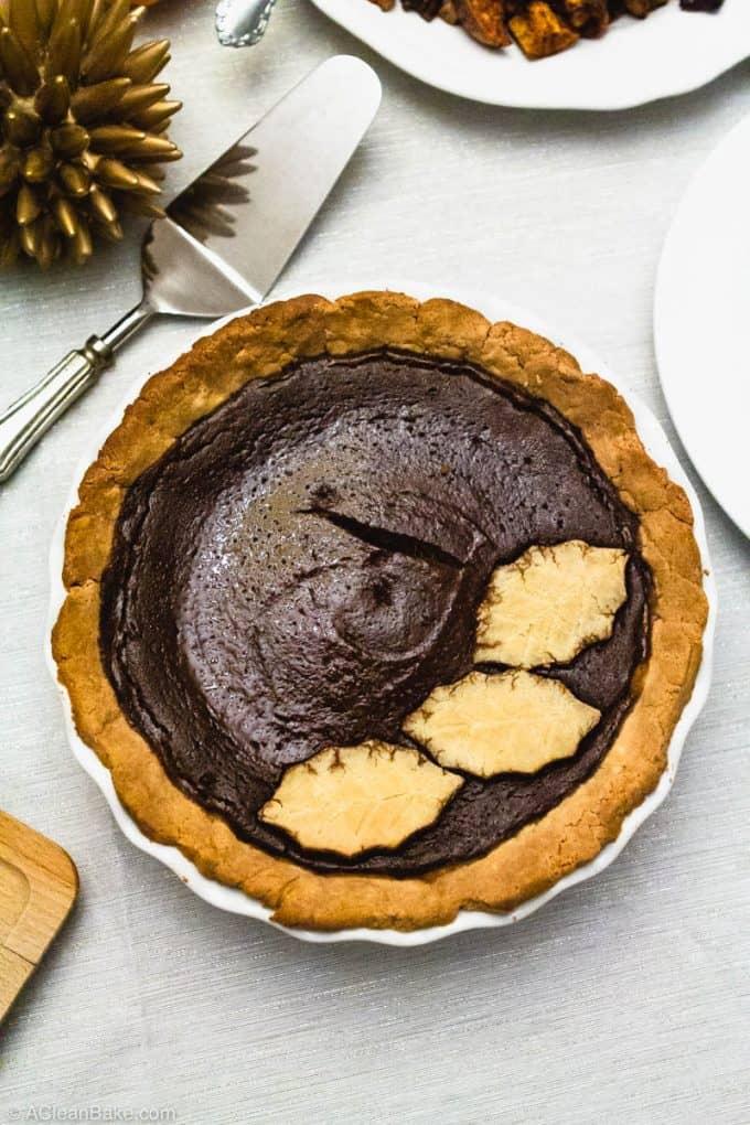 Paleo Thanksgiving - Paleo Pumpkin Pie