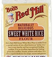 Bob's Red Mill Sweet White Rice Flour - 24 oz