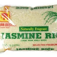 Asian Best Jasmine Rice, 5 Pound