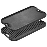Lodge Cast Iron Reversible Grill/Griddle Pan