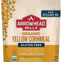 Organic Gluten Free Yellow Corn Meal