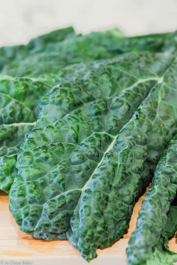 Kale leaves: how to freeze kale