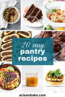 20 Easy Recipes You Can Make With Pantry Ingredients